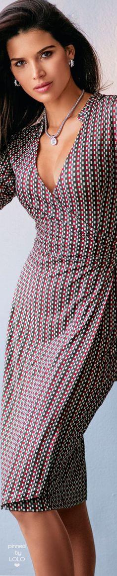 Madeleine Wrap-Around Dress | LOLO❤︎