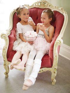 Mini ballerinas. donna hay magazine kids' issue 08, 2011. http://donnahay.com.au/magazine/donna-hay-kids-magazine