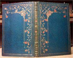 Binding by John Grabau from the Derome Bindery   1901
