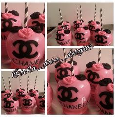 Chanel Apples