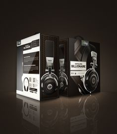 Headphone Package Design