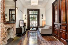 Strong Place Townhouse in Cobble Hill Asks $7.5 Million - Brooklyn Townhouse Roundup - Curbed NY