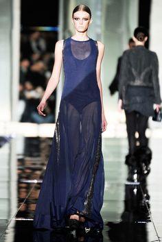 Roberto Cavalli Fall 2009 Ready-to-Wear Fashion Show - Sigrid Agren