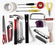 If you're living on a typical household complete with all electrical appliances that you use at a daily basis, then having a kit for basic home tools is a must.  Basic home tools include those you use in fixing minor glitch at home such as a loose screw of a fan, clogged sink and broken pipe. These tools come in handy and should be available at your home any time just in case an emergency happens.