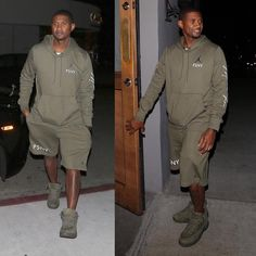 "f48d2df9 UpscaleHype (@upscalehype) on Instagram: ""@Usher grabs dinner wearing a @"