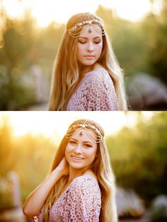 Desert Boho inspired Senior Pictures, Sandi Shipley Photography
