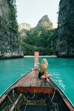 honeymoon island indian ocean phi phi a girl on a boat eljackson via instagram Travel Photography, Beach Photography, Thailand Travel, Bali Travel, Hawaii Travel, Travel Bugs, Surf Travel, Adventure Travel, Thailand Adventure