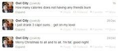Lool, his tweets never get old!