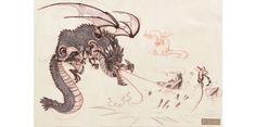 mech+dragonsketch.jpg (2500×1247)