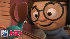 """CGI Animated Shorts : """"Mouse For Sale"""" - by Wouter Bongaerts 