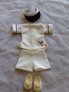 My Friend By Fisher Price Tennis Outfit 1980's by ReclaimYouth