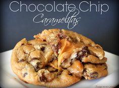 Chocolate Chip Carmelitas