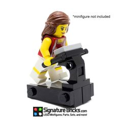 LEGO Treadmill for Minifigure Gym Fitness City | eBay