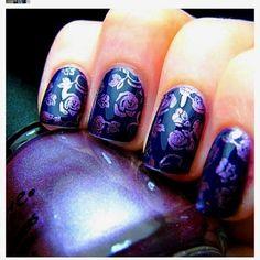 Nails, Nail Polish, Nail Art / Nails nails nails :) #nail   http://pinterest.com/ahaishopping/