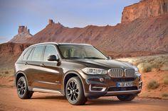 BMW Debuts 2014 X5 SUV