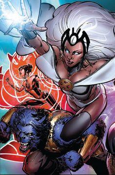 Astonishing X-Men #31 by Phil Jimenez by stormantic, via Flickr