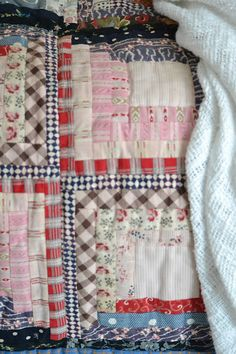 Great vintage quilt patten