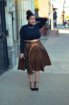 c546c6e700 50 Trendy Ways To Wear A Cropped Sweater