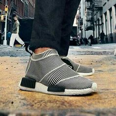 The future of adidas NMD is here. Grab a first look at the adidas NMD City Sock on SneakerNews.com. Hit the link in our bio.