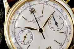 A Patek Philippe Ref. 1463 Waterproof Chronograph (Live Pics & Details) — HODINKEE
