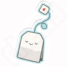Image result for happy tea bag