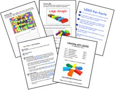Lego lapbook to do - copywork, some reading, a lego challenge. What more could my lego lovers ask for?!
