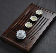 Wenge tea tray, displaying and serveing tea, tea tray handicraft, Chinese congou tea set,chinese teaism practice..