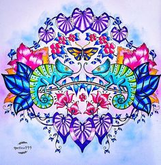 #coloring#coloriage#coloringbook#colouringbook#amocolorir#adultcoloring#editorasextante#florestaencantada#jardimsecreto#johannabasford#lapisdecor#livrodecolorir#oceanoperdido#staedtler#beautifulday#enchanted#secretgarden#著色#著色畫#著色本#coloring_masterpieces#jardimsecretofans#mystaedtler#magicaljungle