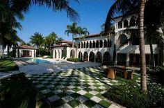 Cher's Former Miami Beach House via www.frontdoor.com