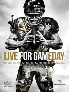 2014 Football Poster