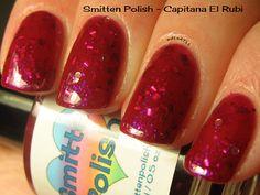 Smitten Polish | Capitana El Rubi