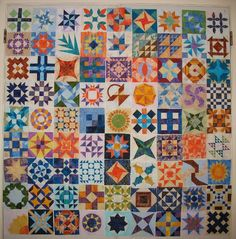 Women of The Bible Quilt