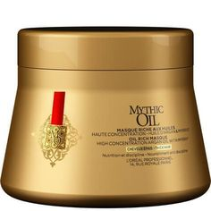 L'Oreal Professionnel Mythic Oil Masque For Thick Hair *** Click image to read more details. #hairdressing