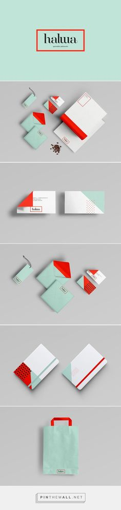 Halwa Patisserie Shop Branding by Braver | Fivestar Branding Agency – Design and Branding Agency & Curated Inspiration Gallery
