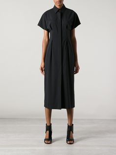 Maison Martin Margiela Shirt Dress - Stefania Mode - Farfetch.com