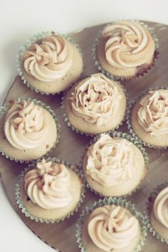 mother of all Mother's Day cupcakes -   Salted Caramel Cupcakes Recipe