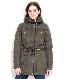 Vero Moda Regular Collar Long Jackets, http://www.snapdeal.com/product/vero-moda-100-cotton-100/1892210387