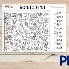Are you looking for some fun and engaging ways to practice skills? These hidden picture puzzles come in a variety of levels - for readers and nonreaders alike! Practice colors, letters, shapes, phonics skills, and more! Grab this FREE download for some sample activities!