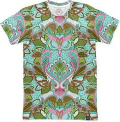 Full Moon Owl Men's Classic T-Shirt by Tula Pink   Nuvango