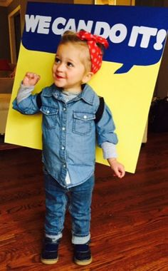 A Mighty Girl's 2014 Halloween Highlights / A Mighty Girl | A Mighty Girl - Rosie the Riveter is my favorite, but there are a ton here!