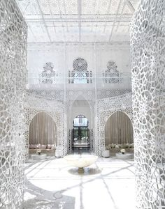 Moroccan-Courtyards-Royal-Mansour