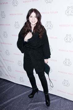 Celeb fashionistas at the Rebecca Taylor opening