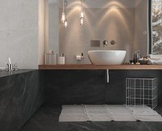 Yakara Opoczno Home Studio, Double Vanity, Bathroom, House Studio, Washroom, Full Bath, Bath, Bathrooms, Double Sink Vanity