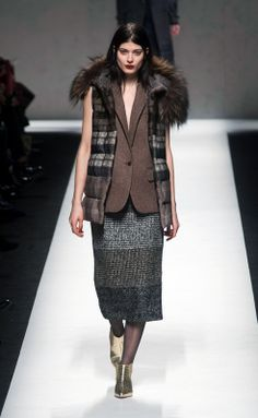 Max Mara fall/winter 2014-2015 Milano FW