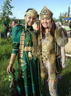 Yakutian beauties