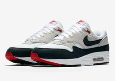 check out cbca9 43004 Brand New Nike Air Max 1 Anniversary Obsidian White Size 11 2017 Release