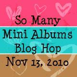 Mini albums - lots of ideas