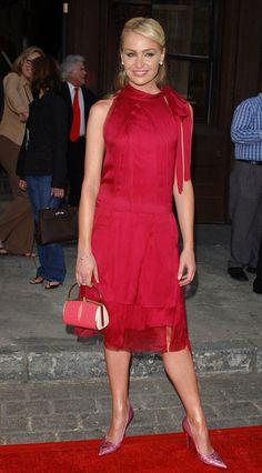 "Portia de Rossi Photos Photos - 2004 Summer TCA Fox All-Star party.20th century Fox Studios, Century City, CA. - Premiere of ""Collateral"""