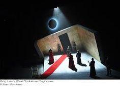 Resultado de imagen de king lear theatre set design images