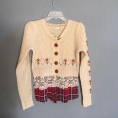 Anthropologie Sweaters - Anthropologie sleeping on snow Cardigan
